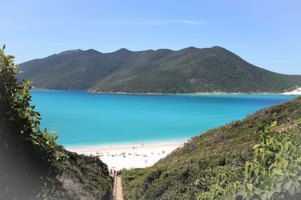 Descubra quais são as praias mais bonitas de Arraial do Cabo